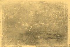 Stara fotografii tekstura z plamami i narysami Rocznika i antyka sztuki poj?cie Frontowy widok pusta stara starzejąca się brudna  obrazy stock