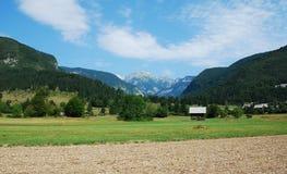 Stara Fuzina Valley Stock Images