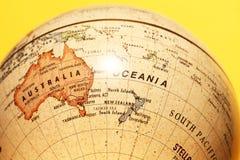 stara globus obrazy stock