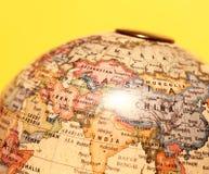 stara globus zdjęcie royalty free