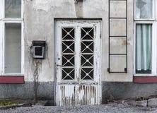Stara gnijąca ściana Fotografia Stock