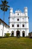 Stara Goa katedra Obraz Royalty Free