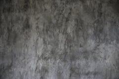 Stara grungy tekstura, popielata betonowa ściana brudna rocznika cementu ściana Obraz Stock