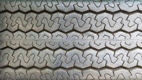 Stara gumy ciężarówka męczy teksturę Obraz Royalty Free