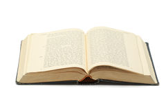 Stara herbew biblii książka fotografia royalty free