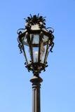 Stara historyczna latarnia uliczna Zdjęcie Stock