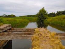 Stara hydroelektryczna roślina Zdjęcie Stock