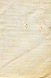 Stara i plama Wodnego koloru papieru tekstura Zdjęcie Stock