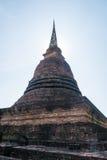 Stara i ruina pagoda Fotografia Stock
