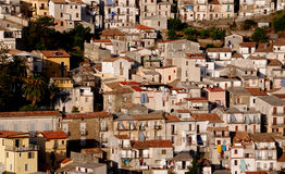 stara Italy wioska Zdjęcia Stock