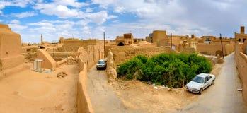 Stara izolująca Irańska wioska Obraz Royalty Free