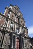 Stara jezuita szkoła wyższa Świątobliwy Omer, Francja Zdjęcie Stock