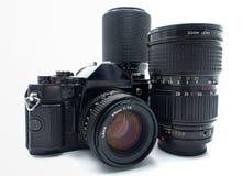 Stara Kamera zdjęcie stock