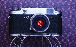 Stara kamera Fotografia Royalty Free