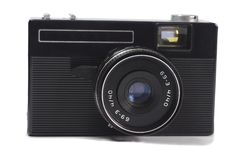Stara kamera Zdjęcia Stock