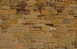 Stara kamień ściana zdjęcie stock