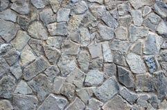 Stara Kamienna ściana Ukazuje się tekstur tła, tekstura 15 Obrazy Stock