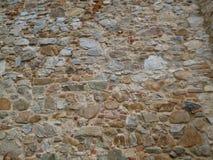 Stara kamienna ściana Zdjęcie Royalty Free