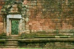 Stara kamienna ściana Zdjęcia Royalty Free