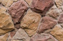 Stara kamienna ściana Zdjęcia Stock