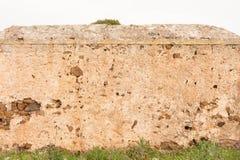 Stara kamiennej ściany background/tekstura fotografia stock