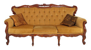 stara kanapa Obrazy Stock