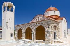 Stara kaplica wewnątrz, Kos, Grecja Zdjęcie Royalty Free