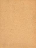 Stara karton tekstura Zdjęcie Stock