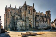 Stara katedra w Guarda Zdjęcie Royalty Free