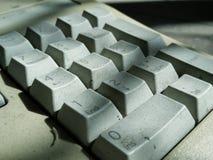 stara klawiatura Zdjęcie Stock