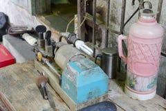 stara kluczowa kopiowa maszyna obrazy stock