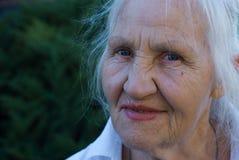 stara kobieta Obrazy Stock
