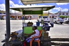 Stara kobieta brazylijski północny wschód fotografia stock