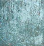 Stara kolor farba na drewno talerzu Zdjęcie Stock