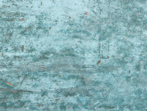 Stara kolor farba na drewno talerzu Obraz Royalty Free