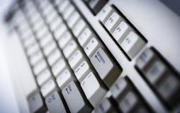 stara komputerowa klawiatura Obrazy Stock