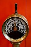 stara kontrolnego prędkości Fotografia Stock