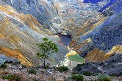 Stara kopalnia Zdjęcia Stock