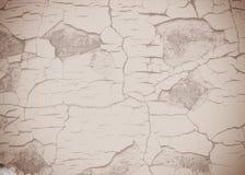 Stara krakingowa ścienna tło tekstura Obraz Royalty Free