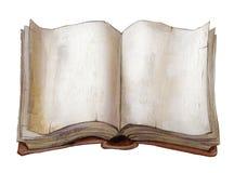 Stara książka Obraz Royalty Free