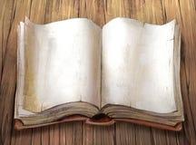 Stara książka ilustracja wektor
