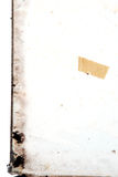 stara książkowa notatka Zdjęcie Royalty Free