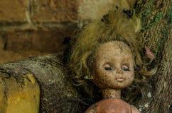 stara lala w fabryce zdjęcie stock