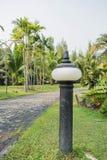 Stara lampa Obraz Royalty Free