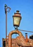 stara lampa zdjęcie royalty free
