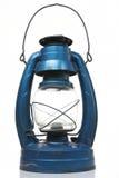 Stara lampa na Białym tle Obraz Stock