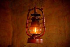 stara lampa nafty Obraz Stock