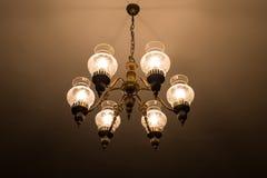 stara lampa rocznik Obrazy Stock
