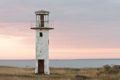 Stara latarnia morska Zdjęcia Stock