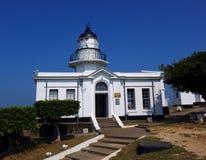 Stara latarnia morska Przegapia Kaohsiung schronienie Zdjęcia Stock